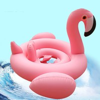 LeadingStar Children Inflatable Pool Toys Swimming Float Seat Cartoon Animals Swim Ring Swimming Boat zk30