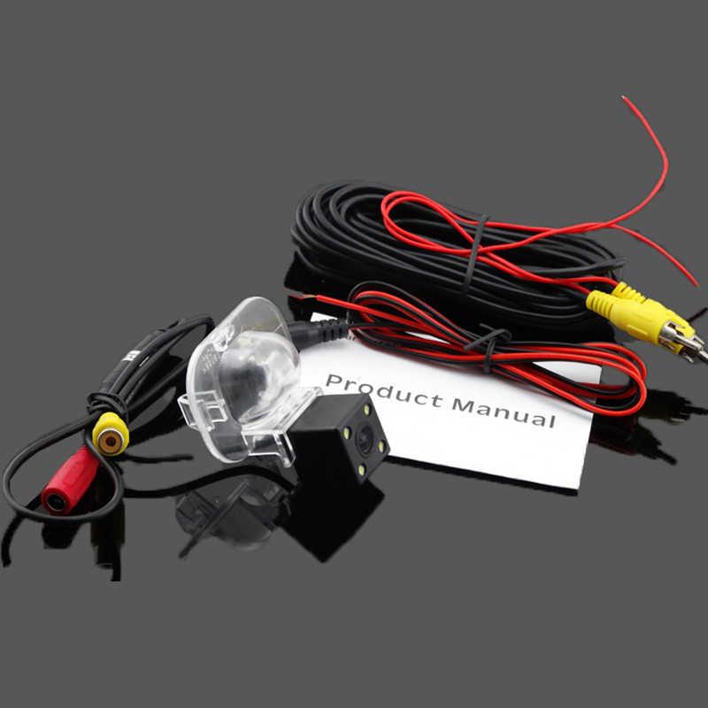 Matériau de coque en plastique étanche IP 69 K pour caméra de recul de voiture avec ligne de piste dynamique utilisation spéciale pour Kia Forte pour Verna 3C