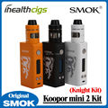 100% Original Smok Kit 80 W TC Kit con MINI2 KOOPOR mod Caballero y Casco Koopor Mini 2 Kit atomizador