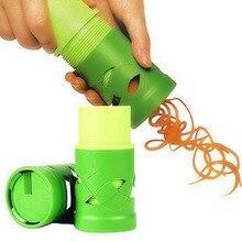 New cooking tools  Vegetable VEGGIE TWISTER Spiral Cutter  Garnish Salad Slicer