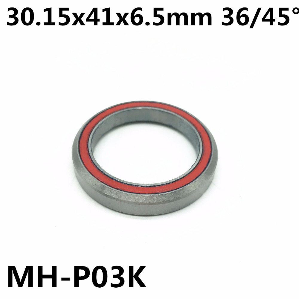 1Pcs MH-P03K 30.15x41x6.5 Mm 36/45 Bicycle Bowl Set Bearing Bicycle Headset Bearing ACB336 High Quality