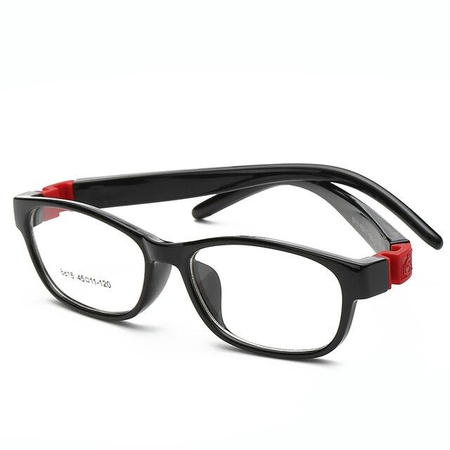 6ad721e4e80 Laura Fairy Children Prescription Eyewear Fashion Functional Kids Multi  Colors Removable Hinge Temple Arm Optical Glasses Frame