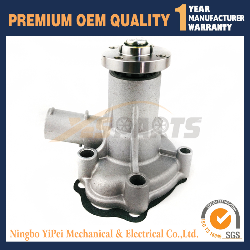 US $40 0 |3TNA72 Water Pump for Yanmar Tractor 169, 180, 186, 187, 220,  226, 250, 276, 1301, 1401-in Water Pumps from Automobiles & Motorcycles on