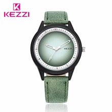 KEZZI Top Brand Student Watches For Boys Girls Causal Fashion Sport Quartz Leather Band Child New Wristwatches Gift k1647 montre