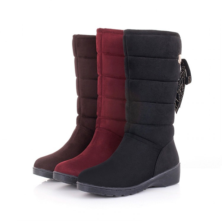 2017 Snow Boots Style Thigh High Women Woman Femininas Boots Botas Masculina Zapatos Botines Mujer Chaussure Femme Shoes Hx-43 fashion women snow ankle boots fur bota femininas zapatos mujer botines botte chaussure femme botas winter woman shoes flat heel