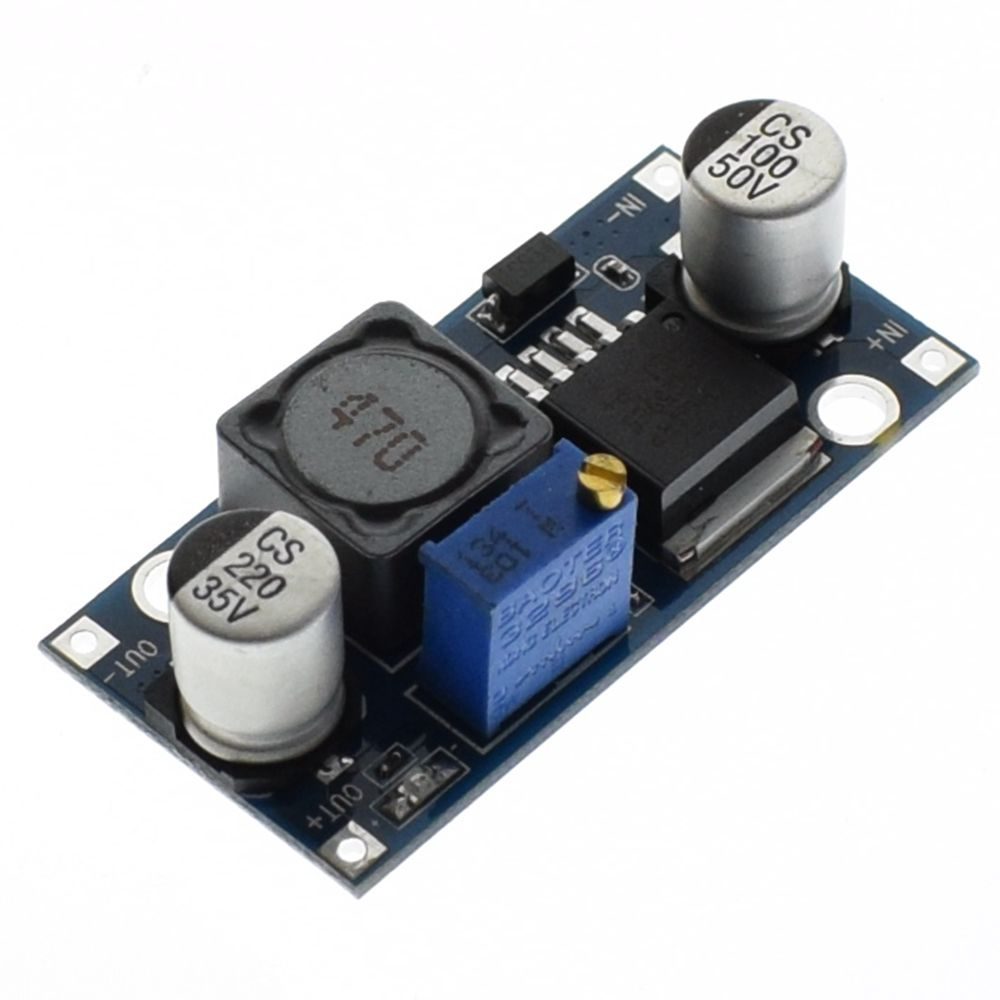 3a Adjustable Regulator Using Lm350 Electronic Circuits And
