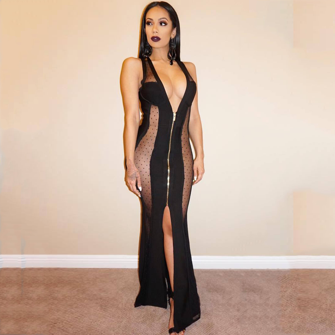62a6400fa5238 top 9 most popular sexy club maxi dress sheer ideas and get free ...