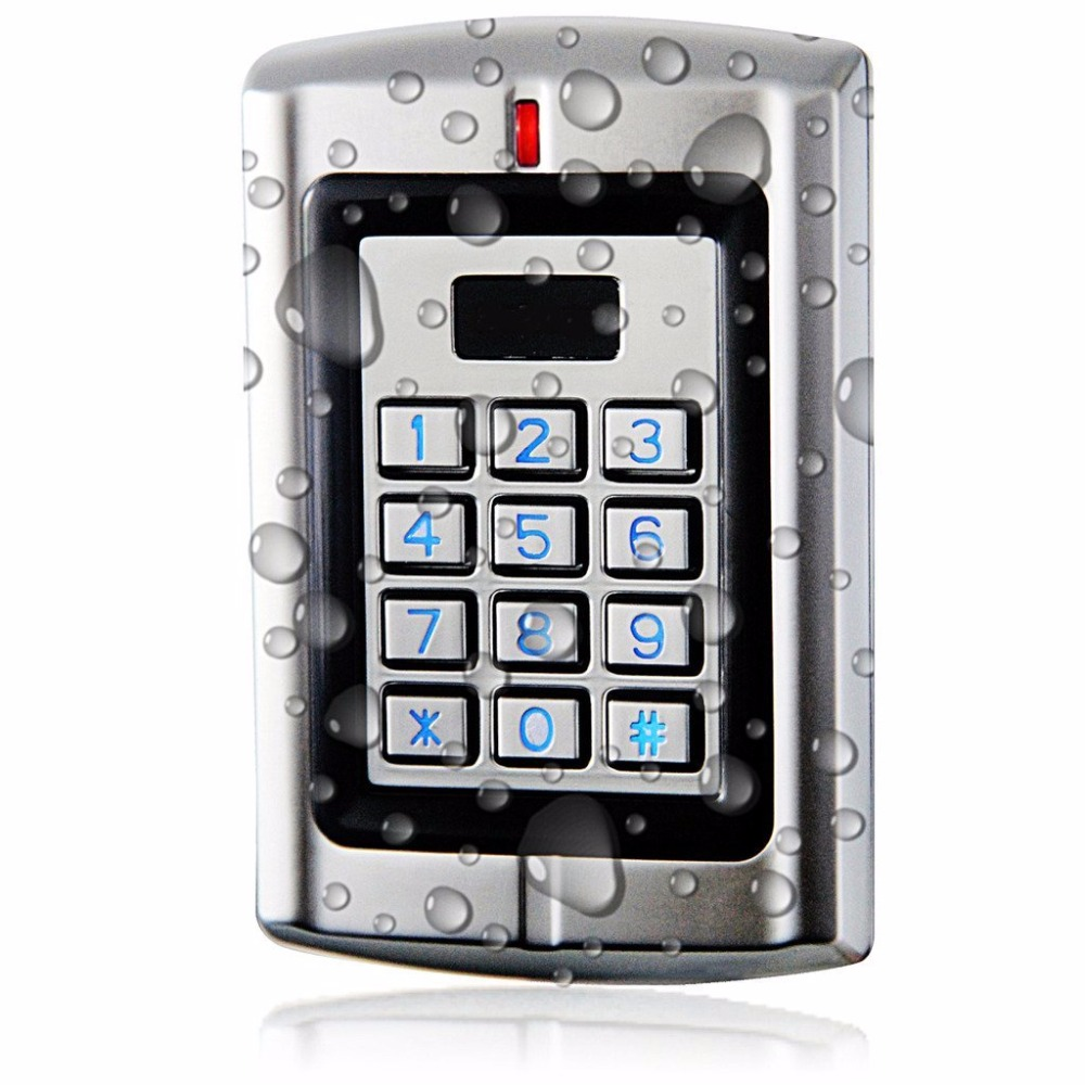 RFID Metal Waterproof Stand-alone Access Control Keypad for 13.56MHz IC CPU multilevel inverter topologies for stand alone pv systems