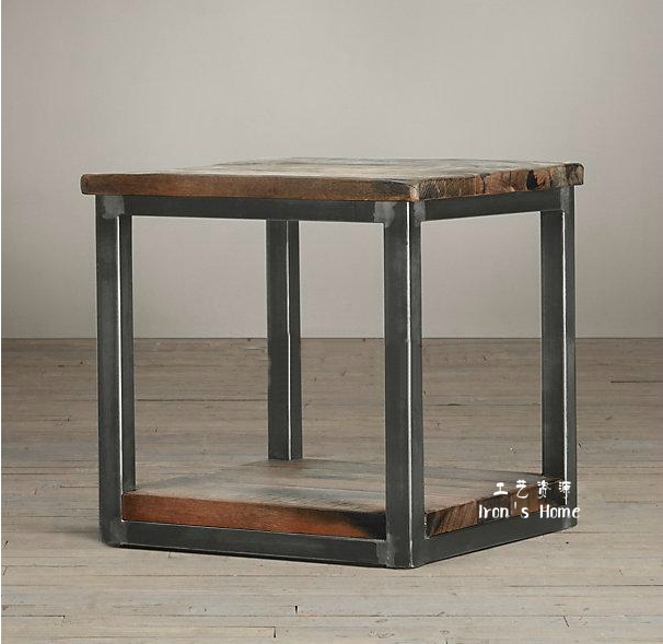 Awe Inspiring Europe And Wrought Iron Wrought Iron Wood Coffee Table Wood Gmtry Best Dining Table And Chair Ideas Images Gmtryco