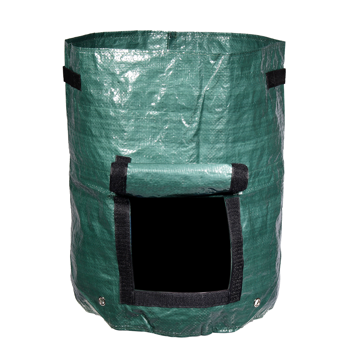ANHO 3L Kitchen Compost Bin Melons Leaves Homemade Organic Trash Can ...
