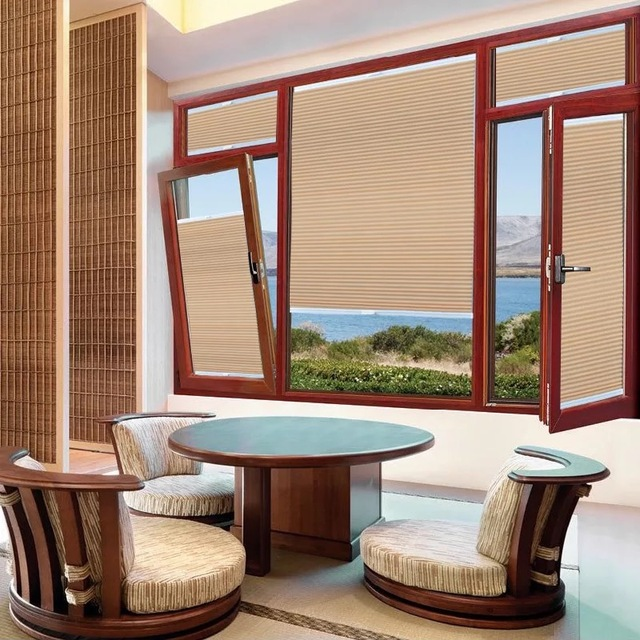 Free Shipping Honeycomb Blinds For Inside Open Window Bathroomsunroom Bedroomwater