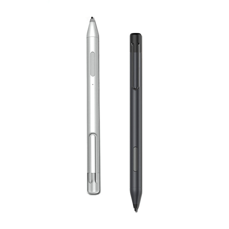 2 Pieces New Alloy Touch Screen Stylus Pen With Tips & Ring for Microsoft Surface Pro 52 Pieces New Alloy Touch Screen Stylus Pen With Tips & Ring for Microsoft Surface Pro 5