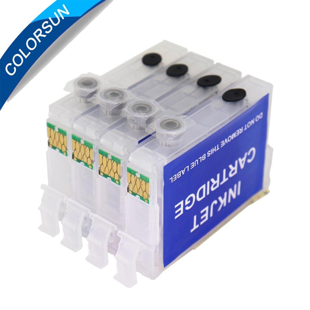 Colorsun T2971-T2964 Epson XP231 XP431 XP241 XP-431 XP-231 XP-241 - Кеңсе электроника - фото 3