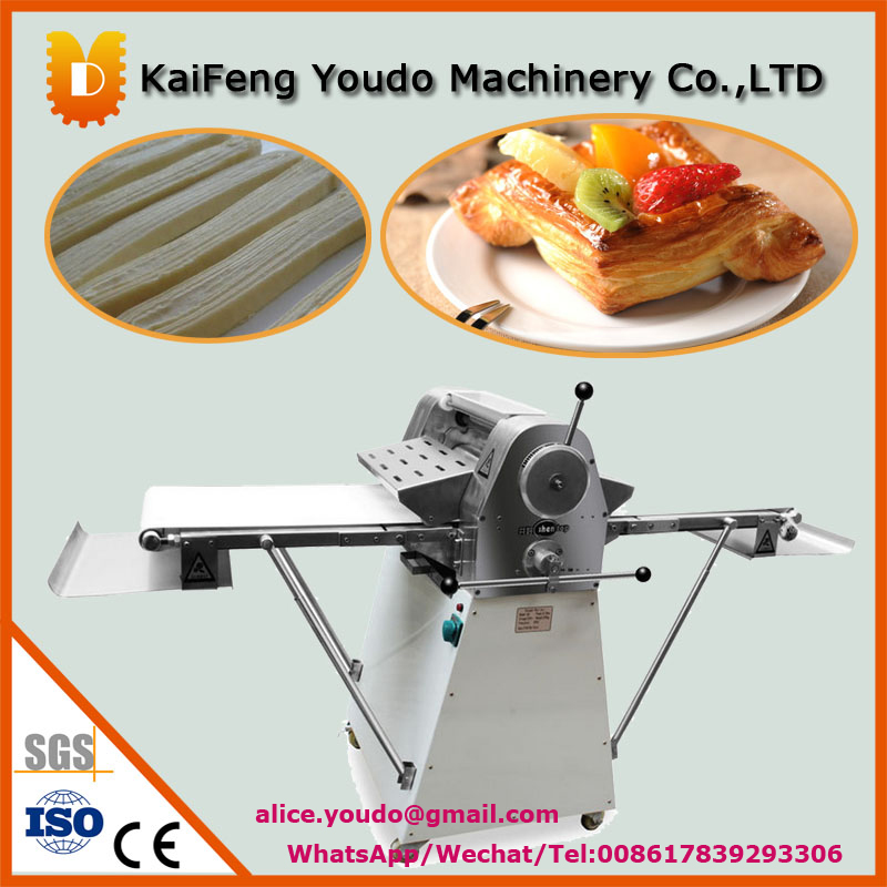 UDQS-550 commercial bread pastry machine /dough sheeter /bread making machine mtj practical dough machine high quality bread dough cutter and rounder machine dough ball making machine 220v 380v 1pc