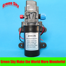 5L/MIN 60W High Pressure 12V DC Mini Diaphragm Pump