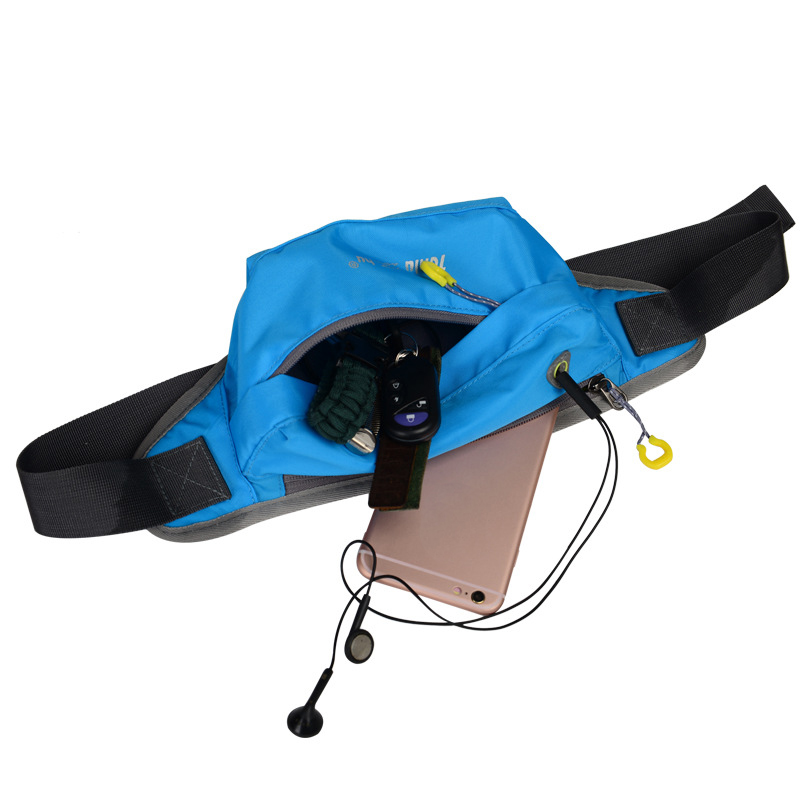 Relojes Y Joyas Audacious 2017 Hots Outdoor Sport Cycling Running Waist Bags Nylon Sport Packs For Music With Headset Smartphones Gym Storage Bag Dsb102 Less Expensive