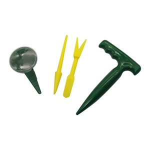 Image 1 - זרעי זריעה כלי ערכת אדמת גן אגרופן, זורע, צמח הגירה כלי גינון אספקת שתיל שתילה כלים 1 סט