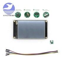 """CFsunbird 3,"""" Nextion Enhanced HMI Интеллектуальный Смарт USART UART серийный сенсорный TFT ЖК-модуль дисплей Панель для Raspberry Pi комплекты"""
