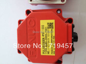 Fanuc encoder a860-2005-t301 DHL/EMS free shipping used in good condition 140m c2n a40 with free shipping dhl ems