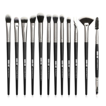 12pcs/lot Makeup Brushes Set Professional Eyeshadow Brush Eye Shadow Blending Eyeliner Eyelash Eyebrow For Make Up
