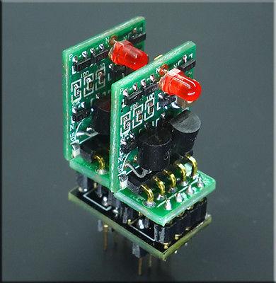 HDAF Discretos Dual Op Amp Módulo Completo substituir NE5532 OPA2604 MUS02 LME49720