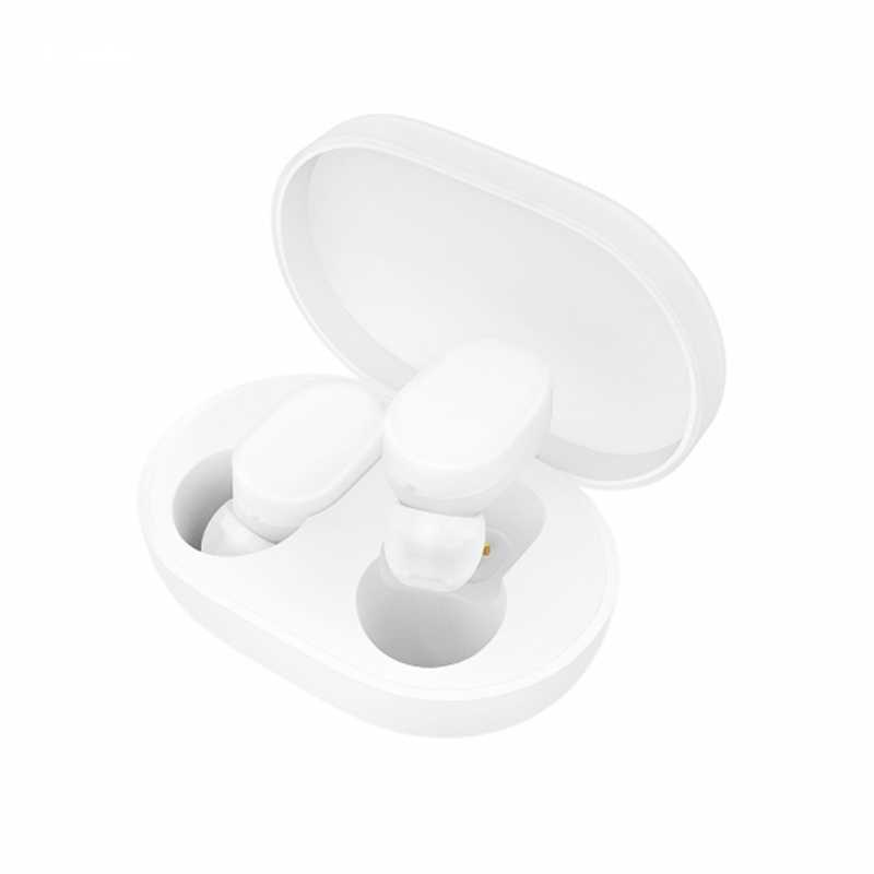 100% オリジナルシャオ mi AirDots Bluetooth イヤホン若者のバージョンステレオ mi mi ni ワイヤレス Bluetooth 5.0 ヘッドセットと mi c イヤフォン