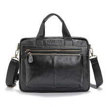 font b Men b font Genuine font b Leather b font Bag Messenger Bag Man