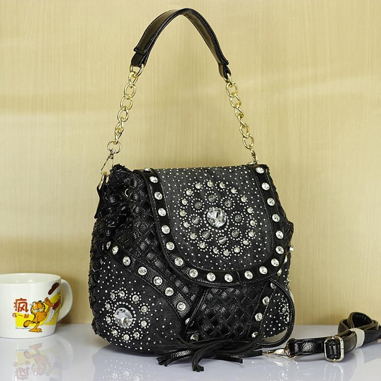 Купить женские сумки со стразами в интернет магазине luxbrandbagsstore.ru