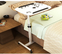 LK377 Best Computer Desk Office Laptop Stand with USB Fans Fashion 360 Degree Rotary& Can Be Tilted Laptop Desk for Bed