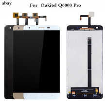 5.5 inch For Oukitel K6000 Pro LCD in Mobile phone