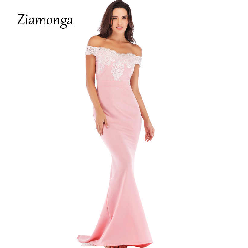 ec987989d1c29 Detail Feedback Questions about Ziamonga Evening Mermaid Dress ...
