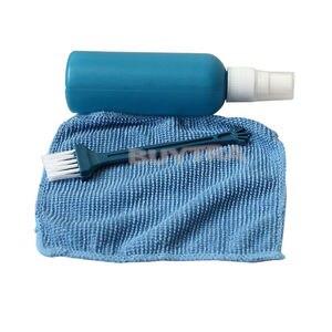 3 в 1, для ПК, ноутбука, светодиодный ЖК-экран, плазменный очиститель, чистящая ткань, наборы кистей