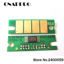 5 stks/partij SP200 SP201 Toner Chip voor Ricoh Aficio SP 200 201 200N 210 212Nw 201SF 200SF 202 S 200 S 210SF 220 Reset Chip(China)