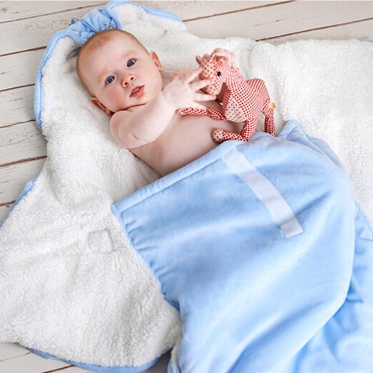 NAET-cher-winter-warm-baby-sleeping-bag-soft-velvet-envelope-Newborn-envelope-receiving-Blanket-Sleeping-bag-infant-wrap-swaddle-1