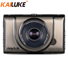 Anytek A100 Car DVR Novatek 96650 Car Camera AR0330 1080P WDR Parking Monitor Night Vision Metal