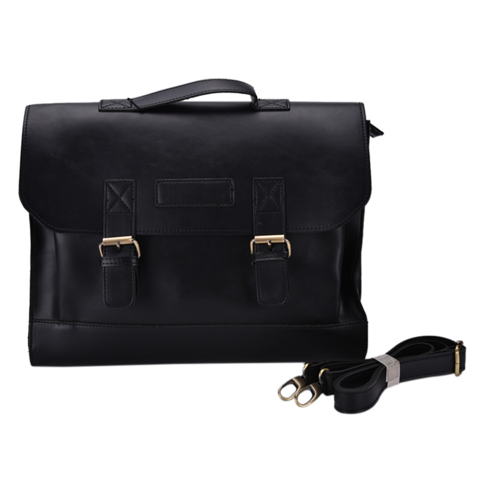 Popular Mens Leather Messenger Bag Sale-Buy Cheap Mens Leather ...
