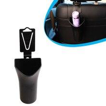 Multi-functional car storage barrel Umbrella Holder Folding Barrel hanging type bucket Folding for Automobile Accessories