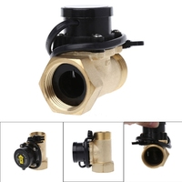 HT 800 1 Inch Flow Sensor Water Pump Flow Switch Easy To Connect L15