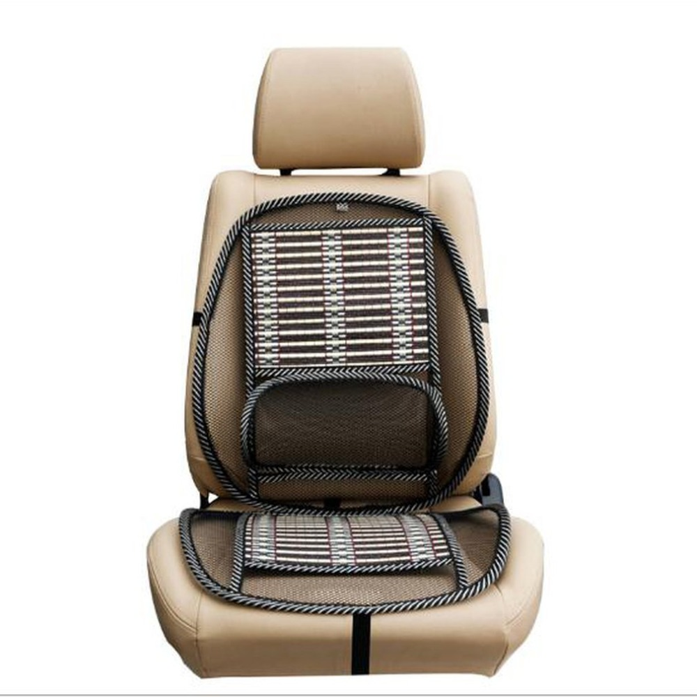 Cushion Car-Steel-Wire-Cushion Cool Breathable Hollow Summer Waist-Support Air-Net Practical