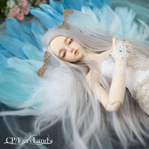 Image 2 - New Arrival Feeple60 Rendia Doll BJD 1/3 Fantastic Female Designers Wind of Hope Fairies Toys For Girls Unique Gift Fairyland