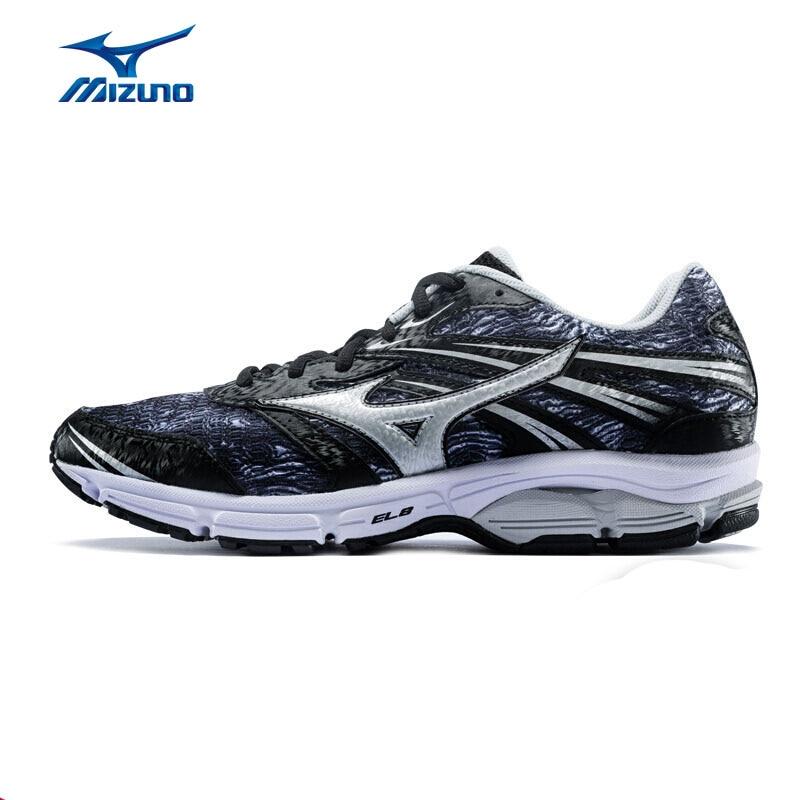 MIZUNO Men WAVE ZEST Cushioning Jogging Running Shoes Sneakers Sport Shoes J1GR186980 XYP727 цена