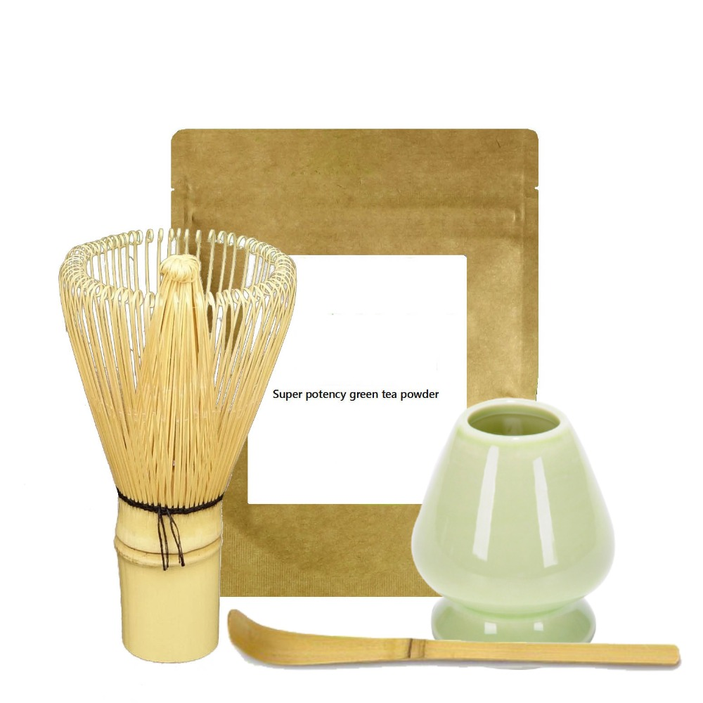 Japanese Bamboo Matcha Green Tea Powder Whisk Matcha Bamboo Whisk Bamboo Chasen Useful Brush Tools Tea Accessories Handmade
