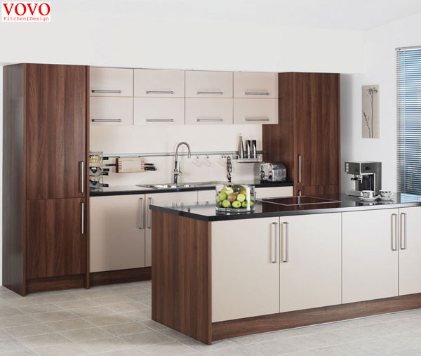 Melamine Board Kitchen Cabinet Designs-in Kitchen Cabinets From Home Improvement On Aliexpress