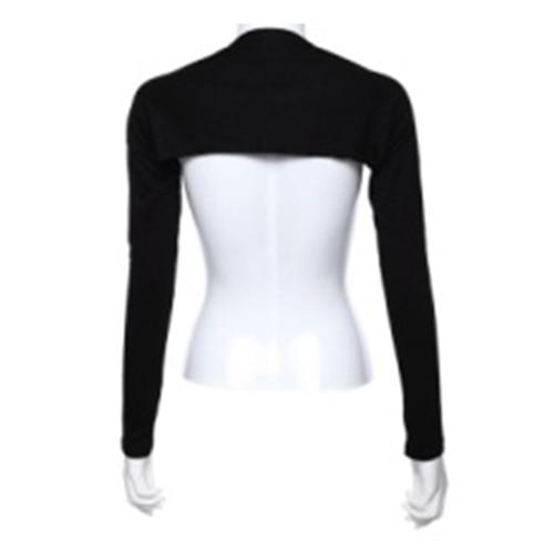 New Hayaa Fashion One Piece Sleeves Arm Cover Shrug Bolero Hijab Muslim Black in Women 39 s Arm Warmers from Apparel Accessories