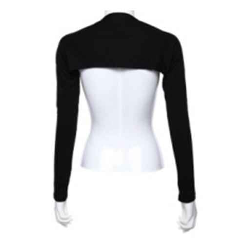 New Hayaa Fashion One Piece Sleeves Arm Cover Shrug Bolero Hijab Muslim Black