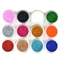 10 pieces PRO luminous glitter Eyeshadow Eye shadow gold silver white black red green blue yellow pink purple  M522-10PC