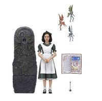 Movie NECA Pans Labyrinth El Laberinto del Fauno Ofelia PVC Action Figures Collectible Model Toy