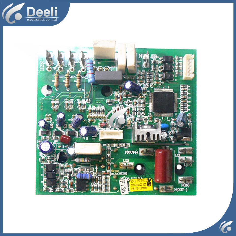 95% NEW for air conditioning computer board 0010404120 0010404120v00 PC control board used control board computer board wd n90105 6870er9001 used