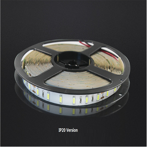 Image 2 - 5 m/roll LED şerit SMD 5630 LED softstrip 24 V DC IP20, IP65, IP67 sıcak beyaz, soğuk beyaz 18 W/M ultra yüksek parlaklık led bant