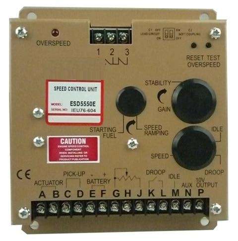 made in china generator controller ESD5500E